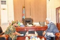 الرئيس الزُبيدي يشيد بتضحيات اللواء الرابع مقاومة جنوبية في جبهات شمال الضالع
