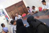 تنفيذية انتقالي حضرموت تقر عقد الاجتماع الدوري العام للقيادة المحلية