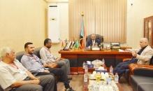 الرئيس الزُبيدي يبحث مع رئيس بعثة منظمة أطباء بلا حدود الترتيبات اللازمة لتأمين عمل المنظمات الدولية