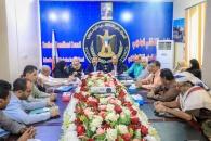 اللواء بن بريك يترأس اجتماعاً للهيئة الإدارية للجمعية الوطنية