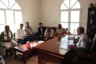 رئيس انتقالي حضرموت يلتقي إدارة نادي حسيني لحج الرياضي ويوجه بتوفير متطلباتهم