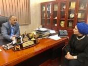 الرئيس عيدروس الزُبيدي لبوابة الجمهورية المصرية: قضيتنا عادلة ولن نسمح بالإلتفاف عليها ولن نفرط في أرضنا