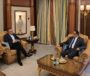 د. الخبجي يستقبل السفير البلغاري ويبحث معه الأوضاع بالجنوب وإجراءات تطبيق اتفاق الرياض