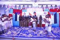 إدارة المرأة والطفل بانتقالي سيحوت تقيم حفلا إنشاديا في ذكرى التصالح والتسامح الجنوبي