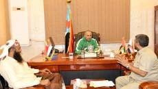الرئيس الزُبيدي يوجّه بتقديم الدعم اللازم للتخفيف من معاناة أهالي جزيرة ميون