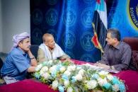 لملس يُشيد بدور لجنة متابعة الأسرى في إطلاق سراح أسرى المقاومة الجنوبية