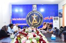 اللجنة الفنية للهيئة العليا لإدارة الحوار الجنوبي تعقد اجتماعا برئاسة نيران سوقي