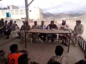 انتقالي ردفان ينظم محاضرات توعوية لمجندي اللواء الخامس دعم وإسناد