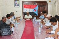 تنفيذية انتقالي حضرموت تعقد اجتماعها الدوري الثاني للعام 2020