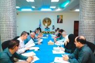 الأمانة العامة تقف أمام الخطوات العملية لمواجهة وباء فيروس كورونا