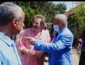 الوالي يلتقي منسق منظمة أطباء بلا حدود الفرنسية بالعاصمة عدن
