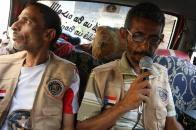 لجنة الإغاثة بانتقالي التواهي تنفذ حملة توعية من فيروس كورونا بالمديرية