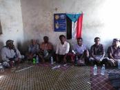 تنفيذية انتقالي مديرية جردان بشبوة تعقد اجتماعها الدوري