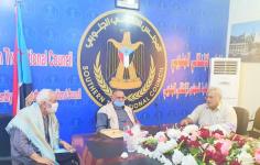 الدكتور عبدالسلام حُميد يناقش مع لجنة الإشراف على قطاع المياه برنامج عملها للمرحلة القادمة