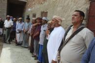 رئيس انتقالي سقطرى يتفقد سير العمل والجاهزية في إدارة الشرطة الجنوبية بالمحافظة