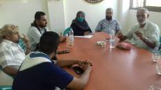 تنفيذية انتقالي المنصورة بالعاصمة عدن تعقد اجتماعاً استثنائياً