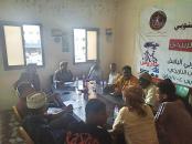 تنفيذية انتقالي الشحر تعقد اجتماعها الدوري وتناقش جُملة من الأمور والقضايا