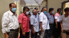 لجنة متابعة أوضاع السجون بعدن تنفذ نزولا ميدانيا لإصلاحية بئر أحمد