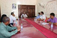 تنفيذية انتقالي حضرموت تقر تنظيم فعالية كبرى ردا على الإساءات لقوات النخبة