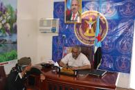 نائب رئيس انتقالي حضرموت يناقش خطة نشاطات القيادة المحلية في غيل باوزير