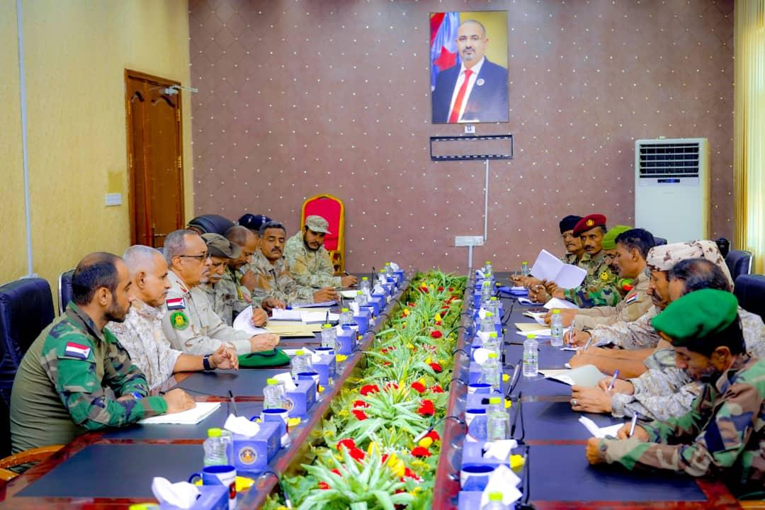 قيادة ألوية الصاعقة تواصل عقد لقاءاتها التقييمية لمستوى انجاز المهام العسكرية للنصف الأول من العام 2020