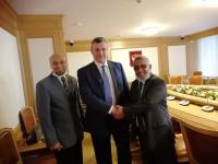 الزامكي ينقل رسالة من الرئيس الزُبيدي إلى مجلس الدوما الروسي