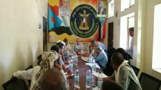 تنفيذية انتقالي الضالع تعقد اجتماعها الدوري وتناقش التقرير المقدم من اللجنة الأمنية