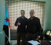 الجعدي يناقش مع مدير إدارة الصحة النفسية التحضيرات الجارية لعقد مؤتمر الصحة النفسية
