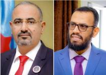 نائب الرئيس يُعزي الرئيس الزُبيدي في وفاة نجل شقيقه الشاب المقاوم مالك محمد الزُبيدي