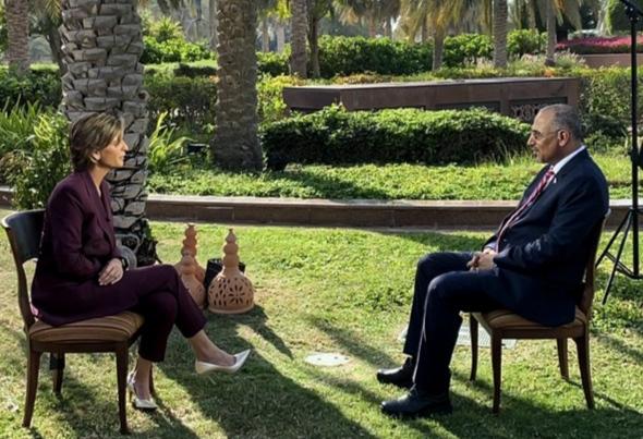 """الرئيس الزُبيدي في مقابلة مع شبكة """"CNN"""": نتطلع لحوار ندي بين الشمال والجنوب برعاية دولية"""