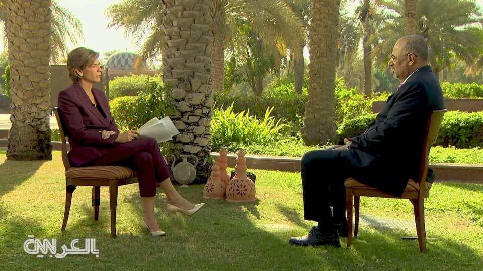 إشادات وارتياح واسع في الشارع الجنوبي لحديث الرئيس الزُبيدي مع شبكة CNN الأمريكية