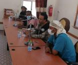انتقالي عمد يعقد اجتماعه الموسع العام بمشاركة اللجان المحلية بمراكز المديرية