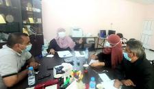 لجنة مجابهة كورونا بالمجلس الانتقالي تلتقي مديرة برنامج الامداد الدوائي في العاصمة عدن