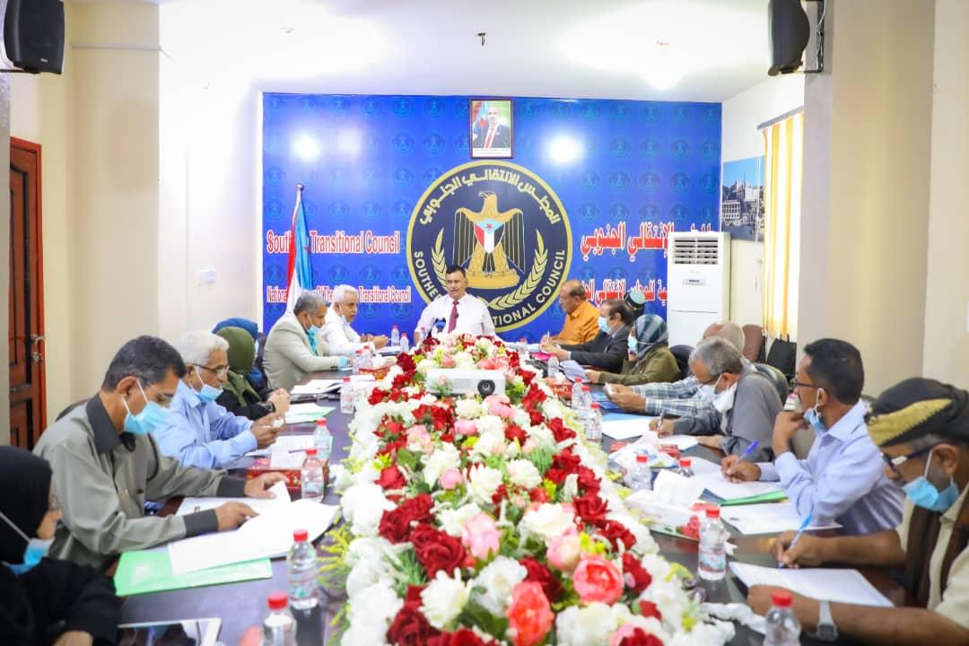 الهيئة الإدارية للجمعية الوطنية تعقد اجتماعها الدوري برئاسة الدكتور أنيس لقمان
