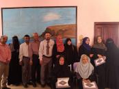 دائرة المرأة والطفل تكرم الأمهات العاملات في مكتب التربية والتعليم بالشيخ عثمان