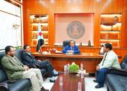 الخُبجي يشيد بالدور الوطني والإنساني لصندوق رعاية وتأهيل المعاقين بالعاصمة عدن