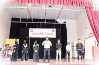 الدائرة الثقافية تنظم حفلاً ثقافياً وتعليمياً على خشبة مسرح الفقيد رائد طه بالعاصمة عدن