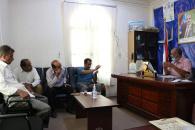 لجنة الإغاثة بانتقالي حضرموت تناقش ترتيبات تنفيذ مشروع الرئيس الزُبيدي لإفطار الصائمين