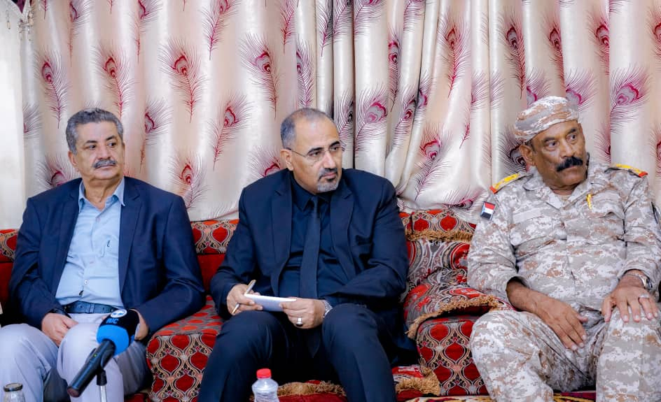 الرئيس الزُبيدي: ردفان مهد ثورة الجنوب وشرارتها التي أحرقت الغزاة