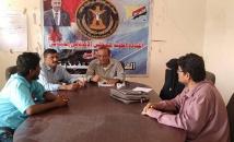تنفيذية منسقية المجلس الانتقالي بكلية التربية زنجبار تعقد اجتماعها الدوري