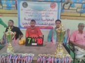 أقيمت برعاية الانتقالي.. اختتام البطولة التنشيطية لكرة الطائرة بمحافظة لحج