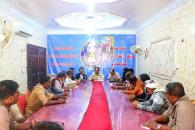 قيادة انتقالي حضرموت تناقش مع قياداتها في المديريات استعداداتهم للمشاركة في فعالية سيئون