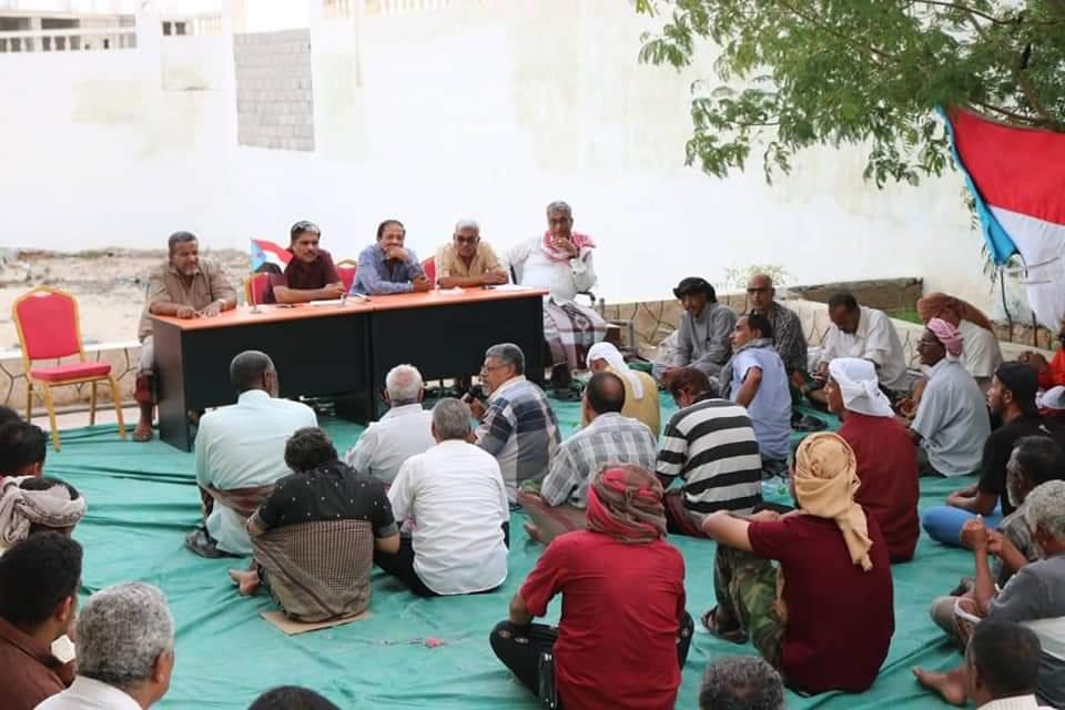 اللجان المحلية بمراكز المكلا تستعد للمشاركة في فعالية يوم الأرض بسيئون
