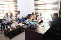 نقابات العمال والاتحاد التعاوني للصيادين في حضرموت يعلنون استعدادهم للمشاركة في فعالية سيئون