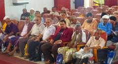 برعاية المجلس الانتقالي.. تأبين رئيس أتحاد أدباء لحج الأسبق الدكتور محمود كرد