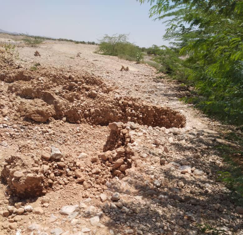 رئيس تنفيذية انتقالي شبوة يوجه بإصلاح الطرق المتضررة من السيول بمديرية دهر