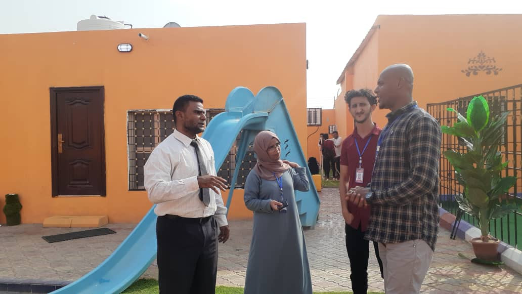 انتقالي الشيخ عثمان ومبادرة كيان ينظمان رحلة ترفيهية لذوي الهمم بالعاصمة عدن
