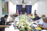 اللجنة الاقتصادية العليا للمجلس الانتقالي الجنوبي تعقد اجتماعها الدوري