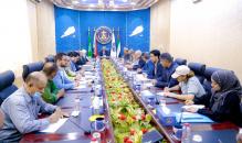 هيئة رئاسة المجلس الانتقالي الجنوبي تناقش اجراءات تطبيق إعلان حالة الطوارئ