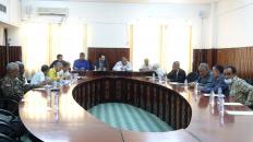 الكاف وهيثم يترأسان اجتماعاً مشتركا للسلطة المحلية وانتقالي العاصمة عدن لتنفيذ إعلان حالة الطوارئ